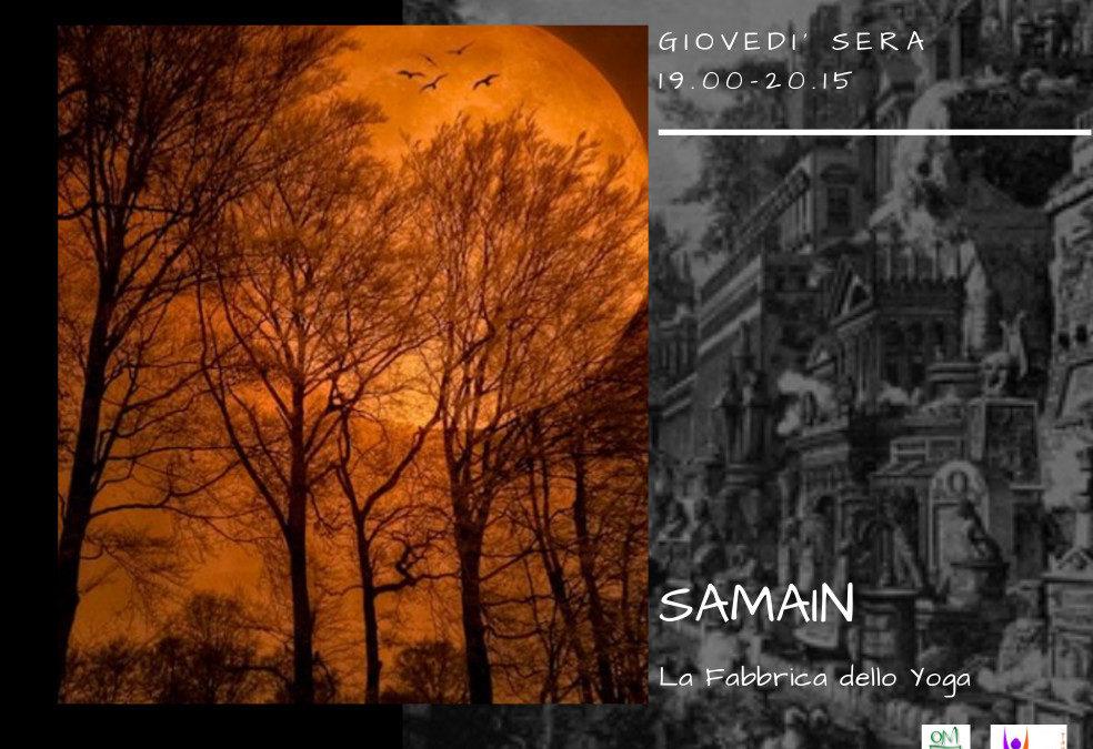 Samain: a cavallo tra i mondi