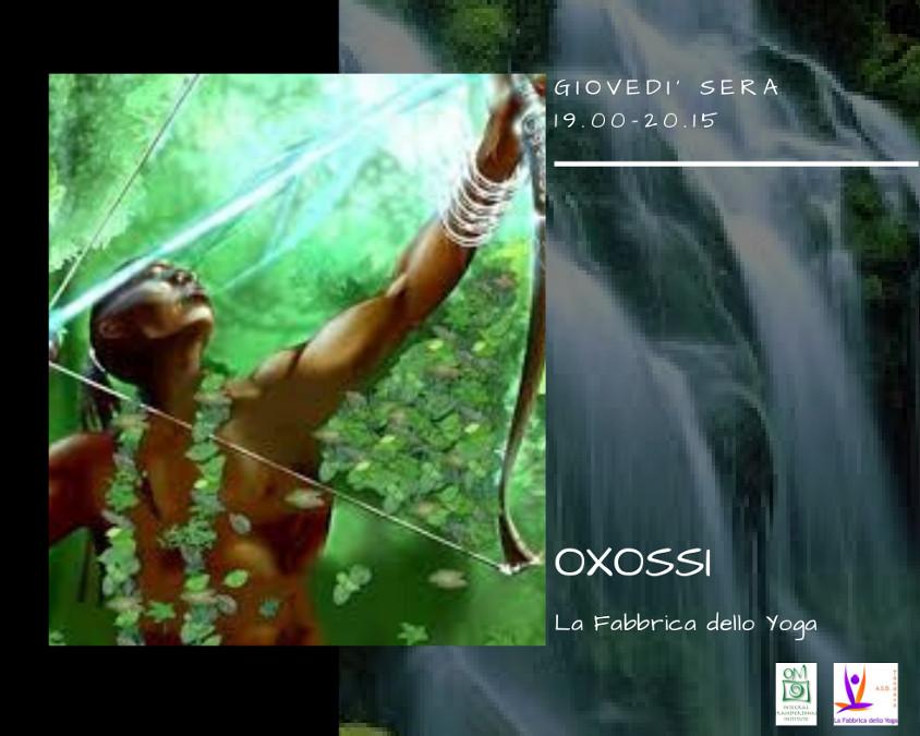 Corpo del Sogno di Oxossi, Spirito Guardiano della Foresta